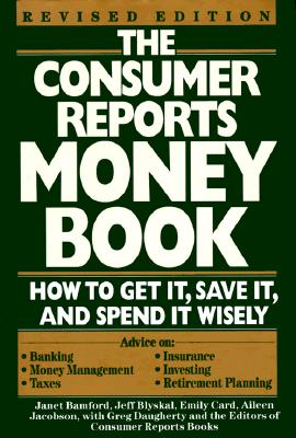 Image for The Consumer Reports Money Book