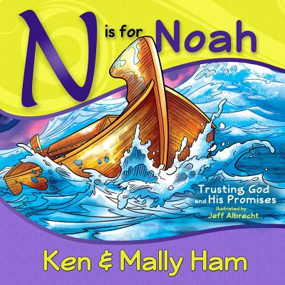 Image for N is for Noah (Biblically Based Classics)