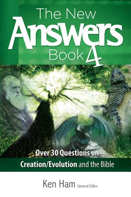 Image for New Answers Book 4 (New Answers (Master Books))