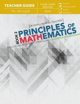 Image for Principles of Mathematics Book 2 (Teacher Guide)