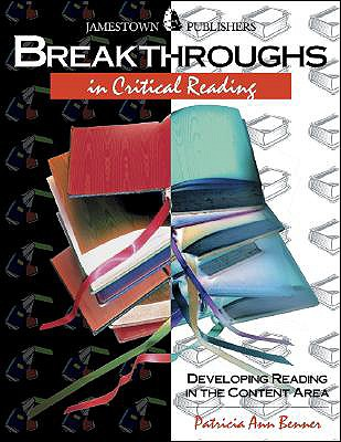 Image for Breakthroughs in Critical Reading : Developing Critical Reading Skills