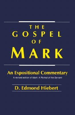 Image for The Gospel of Mark: An Expositional Commentary