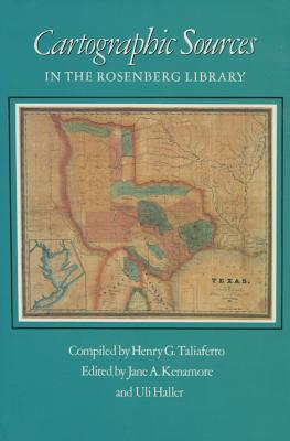 Image for Cartographic Sources in the Rosenberg Library