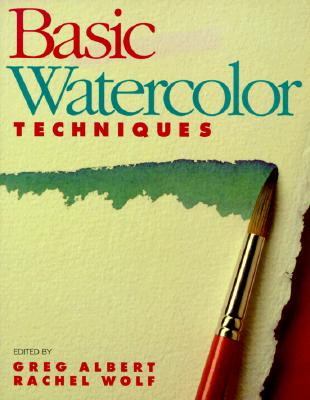 Image for Basic Watercolor Techniques (Art Instruction)