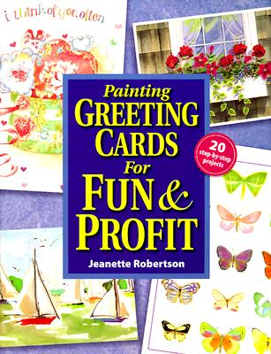 Image for Painting Greeting Cards for Fun & Profit