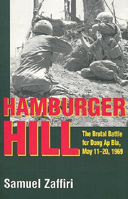 Hamburger Hill, Samuel Zaffiri