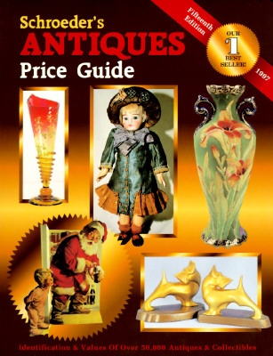Image for Schroeder's Antiques Price Guide (15th ed)