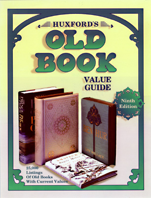 Image for Huxford's Old Book Value Guide 9th Ed