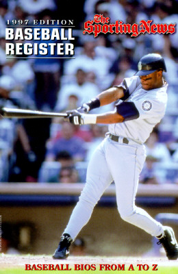 Image for BASEBALL REGISTER : A WHO'S WHO OF BASEB