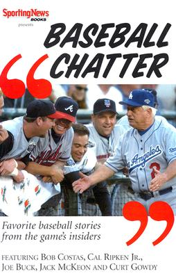 Image for BASEBALL CHATTER : FAVORITE BASEBALL STO