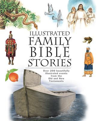 Illustrated Family Bible Stories, Craig Froman-Editor