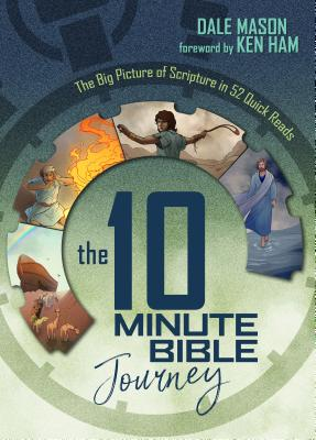 Image for The 10 Minute Bible Journey