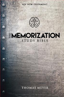 Image for Memorization Study Bible: KJV New Testament