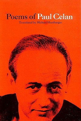 Image for Poems of Paul Celan: A Bilingual German/English Edition