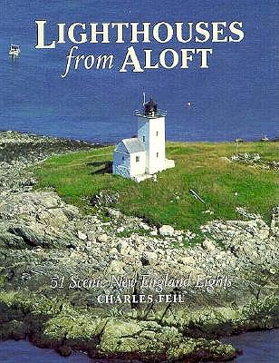 Image for Lighthouses from Aloft: 51 Scenic New England Lights