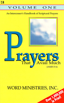 Image for Prayers That Avail Much, Volume I