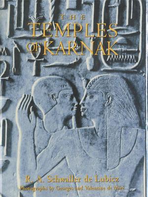 The Temples of Karnak, Schwaller de Lubicz, R. A.