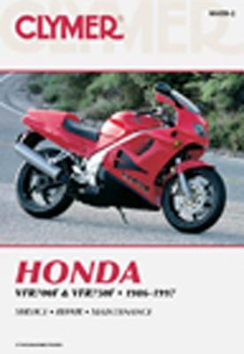 Image for Clymer Honda VFR700F and VFR750F, 1986 - 1997: