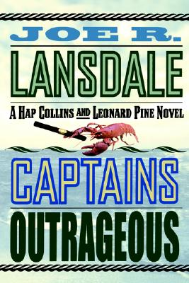 Image for Captains Outrageous (A Hap Collins and Leonard Pine Novel)