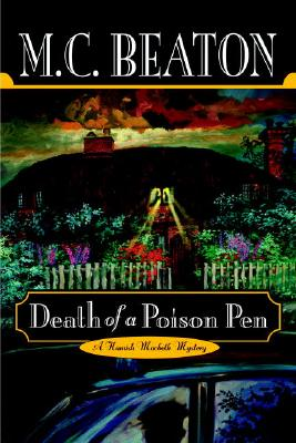 Image for Death of a Poison Pen (Hamish Macbeth Mysteries, No. 20)