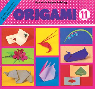 Image for Origami Book 11- Elephant, Shrimp