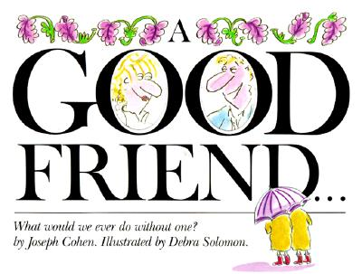 Image for GOOD FRIEND