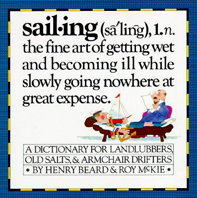 Image for SAILING : A SAILOR'S DICTIONARY