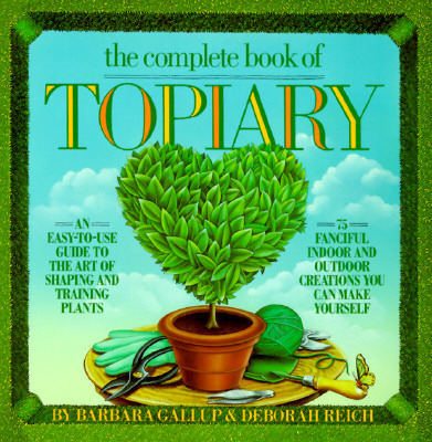 Image for The Complete Book of Topiary