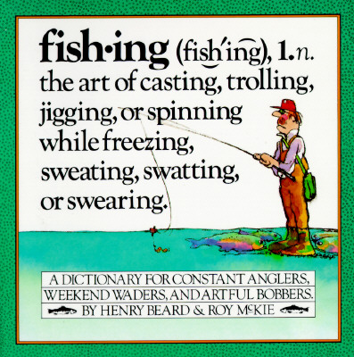 Image for Fishing : An Anglers Dictionary
