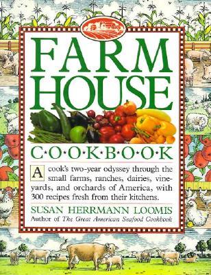 Image for FARMHOUSE COOKBOOK