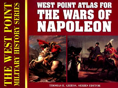 Image for Atlas for the Wars of Napoleon (The West Point military history series)