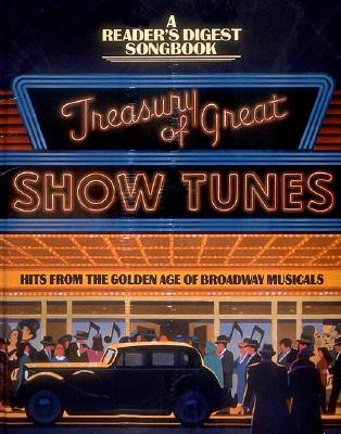 Image for Treasury of Great Show Tunes: A Reader's Digest Songbook
