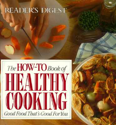 Image for The How-To Book of Healthy Cooking