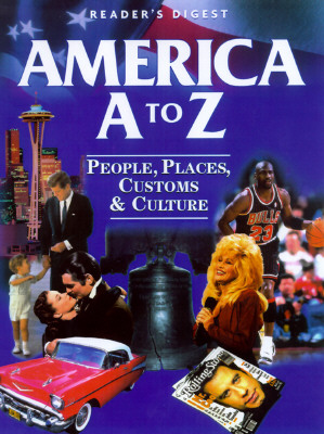 Image for America A to Z: People, Places, Customs, and Culture