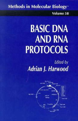 Image for Basic DNA and RNA Protocols (Methods in Molecular Biology Volume 58)