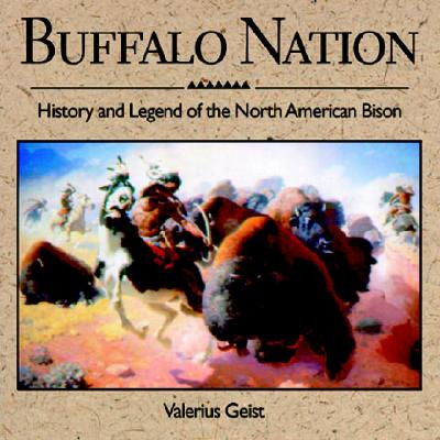 Image for Buffalo Nation (Wildlife)