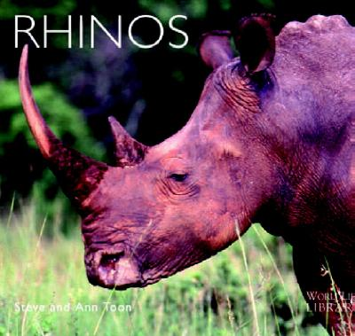 Image for Rhinos (Worldlife Library Series)
