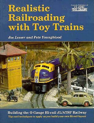 Image for Realistic Railroading With Toy Trains