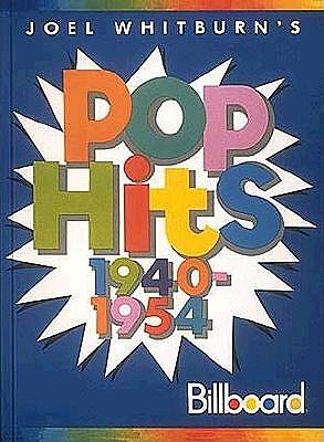 Image for Pop Hits 1940-1954 (Hardcover)