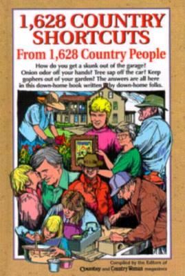 Image for 1628 Country Shortcuts From Count