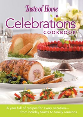 Image for CELEBRATIONS COOKBOOK