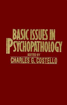 Image for Basic Issues in Psychopathology