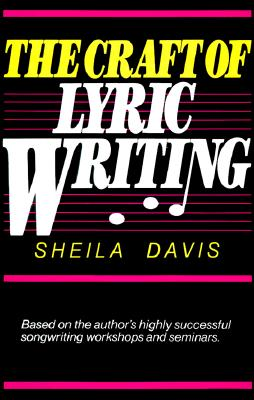 Image for The Craft of Lyric Writing