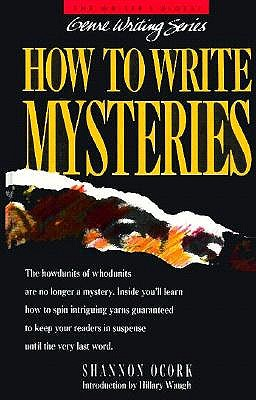 How to Write Mysteries (Genre Writing Series), OCork, Shannon