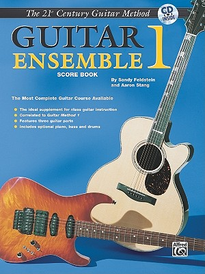 Image for Belwin's 21st Century Guitar Ensemble 1: The Most Complete Guitar Course Available (Score), Book & CD (Belwin's 21st Century Guitar Course)
