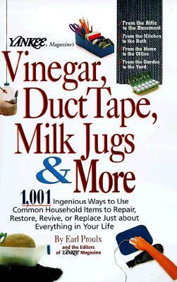 Image for Yankee Magazine's Vinegar, Duct Tape, Milk Jugs & More