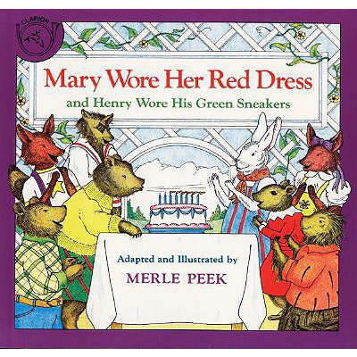 Image for Mary Wore Her Red Dress and Henry Wore His Green Sneakers