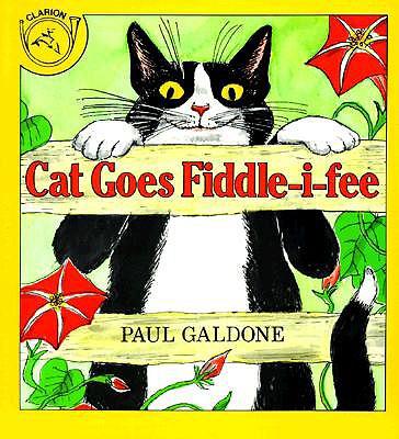 Cat Goes Fiddle-I-Fee, Galdone, Paul
