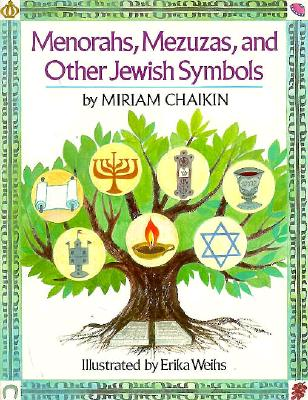 Image for Menorahs, Mezuzas, and Other Jewish Symbols