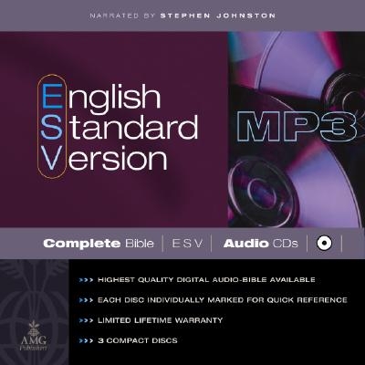 Image for Holy Bible: English Standard Version (MP3)